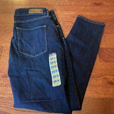 Levi Strauss Women's Denizen Modern Skinny Blue Jeans Size 10 Short S NWOT