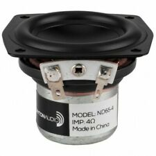 DAYTON AUDIO ND65-4 Haut-Parleur Large Bande Aluminium 15W 4 Ohm 83dB 85Hz - 20k