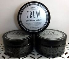 3 American Crew GROOMING CREAM 3 oz Each (413) .