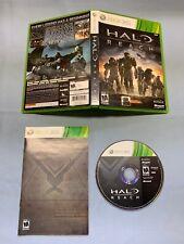 Halo: Reach (Xbox 360, 2010) Complete