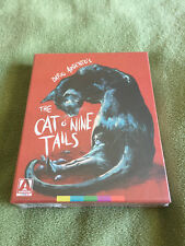 Free*Postage New Cat O' Nine Tails Blu Ray /Dvd Limited Edition Region A Argento