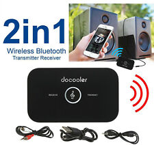 Docooler B6 2 in 1 Bluetooth Trasmettitore & Ricevitore Wireless L6t1
