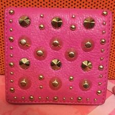 A Very Cute Small Pink Leather Juicy Couture Wallet
