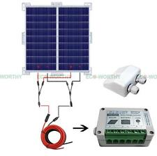 960w Motor Home 160w Solar Panel Kit for Charging Camping Battery Power off Grid