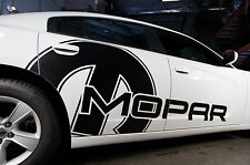 FACTORY STRIPE AUTOMOTIVE CHARGER MOPAR FULL SIDE GRAPHIC 2011 2015