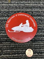 Nys Department Of Environmental Conservation Dec Snowmobile Trail Marker