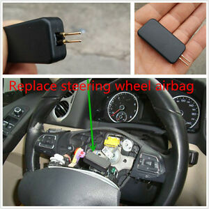 Universal Auto Airbag Air Bag Simulator Bypass SRS Emulator Fault Diagnostic Kit