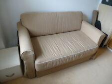 IKEA HAGALUND Two-seat sofa-bed - Beige