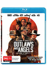 Outlaws and Angels (Blu-ray) NEW/SEALED