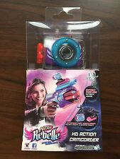 Nerf Rebelle Secrets Spies HD Action Camcorder Case Bicycle Helmet Blaster Mount