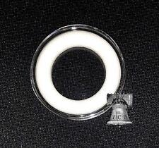 50 Air-tite Coin Holder Capsule Model H Black Ring 32mm 1oz Gold Krugerrand Case