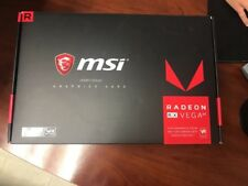 MSI Liquid Cooled Radeon RX VEGA 64 WAVE HBM2 VR Ready Freesync2 8GB DP HDMI