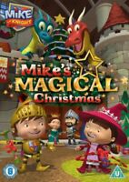 Nuovo Mike The Knight - Mikes Magico Natale DVD