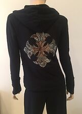 NWT Bejeweled By Suzan Fixel Fleece Track Suite  size XS, S  $389