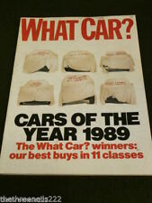 April What Car? Transportation Monthly Magazines