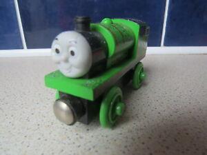 Percy 'dusty'  Wooden Train Thomas the Tank Engine & Friends, Brio RARE ELC