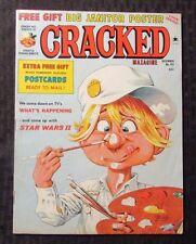 1977 CRACKED Magazine #147 VG 4.0 NO Postcards