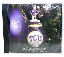 Merry Christmas from TCU CD The School of Music Texas Christian University