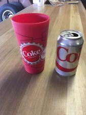 plastic coke glasses 2005 Packerware HT22P1-7