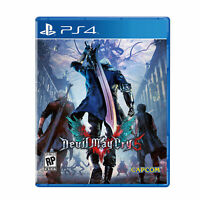 DMC Devil May Cry 5 (PlayStation 4)  PS4 BRAND NEW SEALED