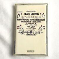 The Sound of Music Original Broadway Cast Recording cassette