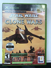 STAR WARS: THE CLONE WARS / TETRIS WORLDS COMBO - XBOX - TESTED - FAST SHIPPING