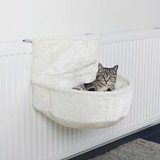 Trixie Sac Câlin pour radiateur Peluche 45×13×33 cm Blanc