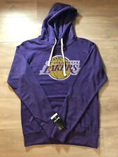 BRAND NEW Authentic Los Angeles Lakers Purple Pullover Hoodie