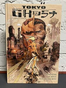 TOKYO GHOST Complete Edition OHC Rick Remender & Sean Murphy VF Rare & OOP