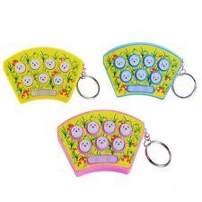 Selling Interesting Keychian Handheld Whac-A-Mole Keyrings Gift Finger Game