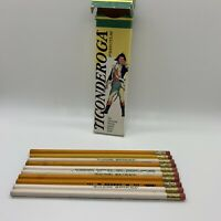 Lot Of Vtg Pencils  Regent Standard Supplies