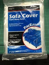 """Plastic Sofa/Couch Moving Cover  45""""x 152"""""""