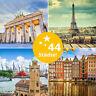 3 Tage Kurzurlaub für 2 Personen Berlin, Dresden, Prag, Wien, Paris uvm.