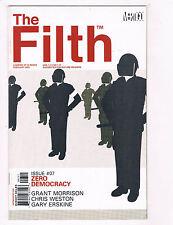 The Filth #7 NM DC Vertigo Comics Comic Book Morrison DE27
