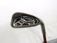 Used RH Ping G15 (Blue Dot) Single 7 Iron Ping TFC149 Graphite Soft Reg SR Flex