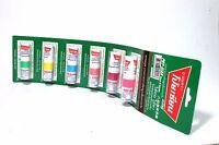 6Pcs POY SIAN Mark 2 II Nasal Smell Dizziness Inhaler Bracing Breezy Asthma Thai