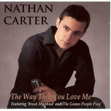 The Way That You Love Me - Nathan Carter [CD]