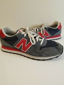 Brand New - New Balance 500 Navy Red Size 9.5 Used