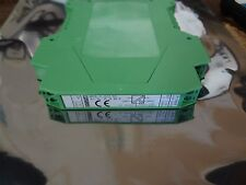 PHOENIX CONTACT MCR-C-U/U-DC ISOLATION AMPLIFIER, 2814469, QTY 1, NEW