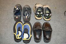 Toddler Shoes size 6-7 Tennis shoe Loafer swimming Baby Gap Faded Glory