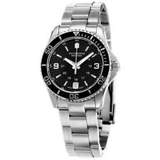 Victorinox Swiss Army Women's 241701 Maverick Watch Black Dial