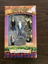 Harry Potter Miniature Hanging Ornaments 5 Pieces
