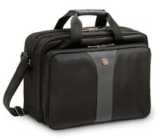 Wenger SwissGear Legacy Double Case (Black) up to 16 inch Laptops - WA-7652-14