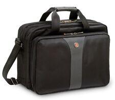 Wenger SwissGear Legacy Double Case (Black) up to 16 inch Laptops - WA-7652-14
