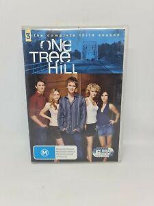 ONE TREE HILL Season Three DVD Region 4 TV Show V Good Condition FREE SHIPPING