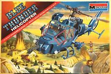 Monogram 1/32 Scale Blue Thunder Helicopter - Rare Oop Kit
