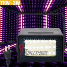 DJ Strobe Light Flash Light 24LED Bulb Club Stage Projector Lighting Party Disco