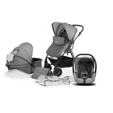 Kinderkraft Moov Travel System - Grey
