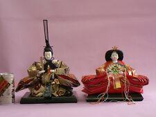 Japanese HINA Doll Set DAIRI & HINA Emperor & Empress NO.2