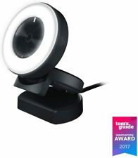 Razer Kiyo 1080p 30 FPS/720 p 60 FPS Streaming Webcam with Ring Light